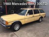 1980 Mercedes-Benz 300TD