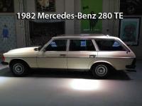 1982 Mercedes-Benz 280TE | Classic Cars Sold