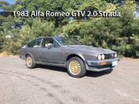 1983 Alfa Romeo GTV 2.0 Strada