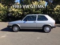 1983 VW MK1