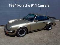 1984 Porsche 991 Carrera