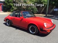 1984 Porsche Targa