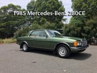1985 Mercedes-Benz 280CE