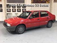 1986 Alfa-Romeo 33 Boxer