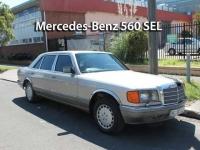 1986 Mercedes-Benz 560 SEL | Classic Cars Sold