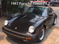 1987 Porsche Carrera 3