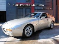 1988 Porsche 944 Turbo | Classic Cars Sold