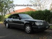 1993 Mercedes-Benz 320 CE | Classic Cars Sold