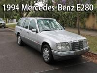1994 Mercedes-Benz E280
