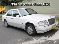 1994 Mercedes-Benz E320 | Classic Cars Sold