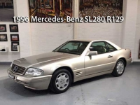 1996 Mercedes-Benz SL280 R129