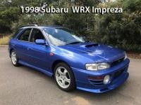 1998 Subaru WRX Impreza