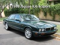 1998 Jaguar XJ6 8 Sport    Classic Cars Sold