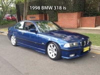 1998 BMW 318 is | Classic Cars Sold