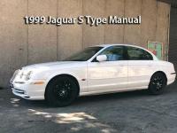 1999 Jaguar s type