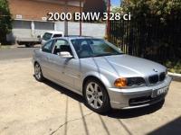 2000 BMW 328 ci
