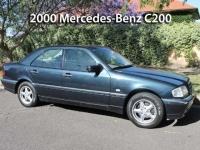 2000 Mercedes-Benz C200  | Classic Cars Sold
