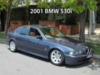 2001 BMW 530i    Classic Cars Sold