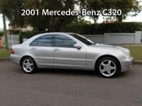 2001 Mercedes-Benz C320 | Classic Cars Sold
