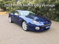 2002 Aston Martin DB7