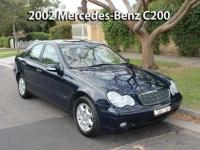 2002 Mercedes-Benz C200    Classic Cars Sold