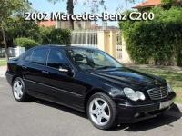 2002 Mercedes-Benz C200  | Classic Cars Sold