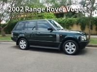 2002 Range Rover Vogue  | Classic Cars Sold