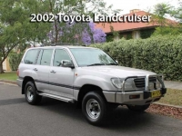 2002 Toyota Landcruiser  | Classic Cars Sold