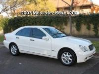 2003 Mercedes-Benz C200 | Classic Cars Sold