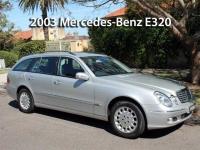 2003 Mercedes-Benz E320    Classic Cars Sold