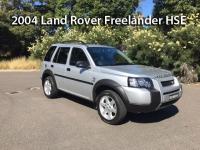 2004 Land-Rover Freelander HSE-TD4