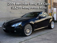 2004 Mercedes-Benz-SLK-Class-SLK200