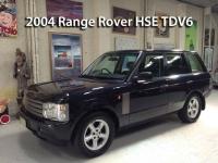 2004 Range Rover HSE TDV6