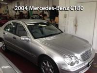 2004 Mercedes-Benz C180