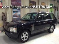 2004 Range Rover HSE TD6 Diesel