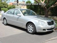 2004 Mercedes-Benz S350L | Classic Cars Sold