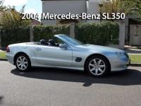 2004 Mercedes-Benz SL350  | Classic Cars Sold