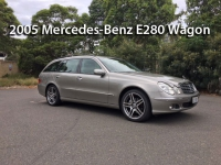 2005 Mercedes-Benz E280 Wagon