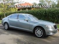 2005 Mercedes-Benz S500L    Classic Cars Sold