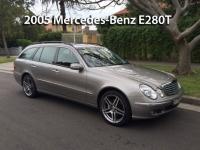 2005 Mercedes-Benz E280T Elegance