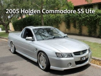 2005 Holden Commodore SS Ute  | Classic Cars Sold