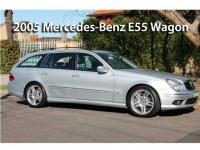2005 Mercedes-Benz E55 Wagon | Classic Cars Sold