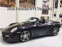 2008 Porsche 911 Turbo 997