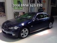 2008 BMW 325i E93