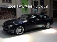 2008 BMW 740i