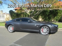 2008 Aston Martin DB9  | Classic Cars Sold