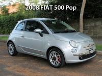 2008 Fiat 500 pop  | Classic Cars Sold