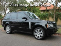 2008 Range Rover Vogue  | Classic Cars Sold