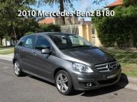 2010 Mercedes-Benz B180  | Classic Cars Sold