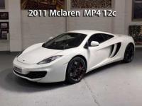 2011 Mclaren mp4 12c